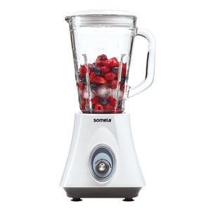 Licuadora Somela 1,5 Litros Berry Blender BL1400WT