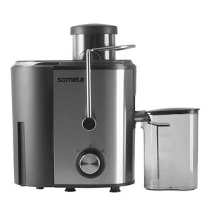 Extractor Jugo Somela con Seguro en Manilla Easy Fruit JE3500