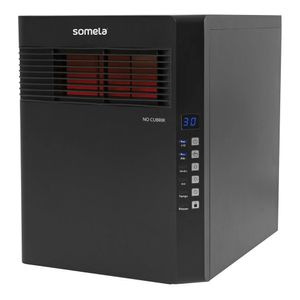 Calefactor Infrared Somela Sistema Seguridad Timgad