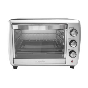 Horno Electrico Somela 28 Litros Steel Oven TO2800R