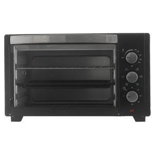 Horno Eléctrico Somela 30 Litros Black Oven