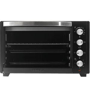 Horno Eléctrico Somela 42 Litros Black Oven
