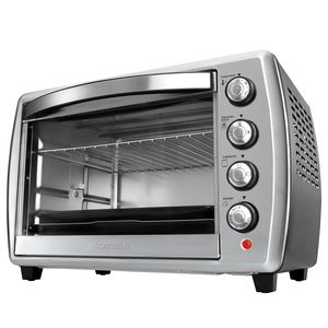 Horno Electrico Somela 36 Litros Steel Oven TO3602 RC